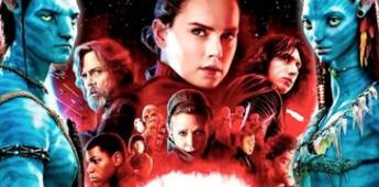 Disney anuncia próximas películas de Guerra de las Galaxias y Avatar (VIDEO)