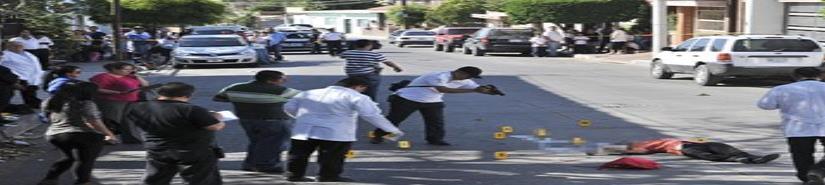 Violencia y clima desplazan a 31 mil en México
