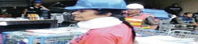Juez da prisión preventiva a Miss Mónica por 27 homicidios