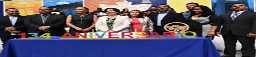Celebra gobierno municipal 134 Aniversario de la Fundación de Playas de Rosarito