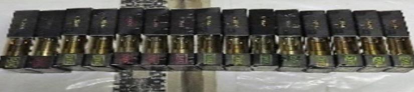 Arresta PEP a femina con marihuana líquida conocida como wax