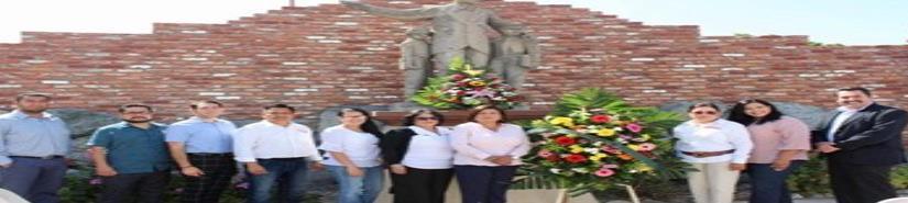 Conmemoran a mentores en Tecate