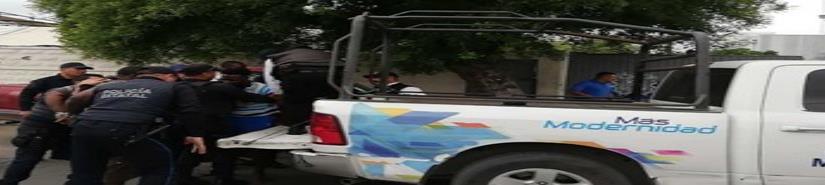 Migrantes africanos agreden a policías en Nuevo Laredo