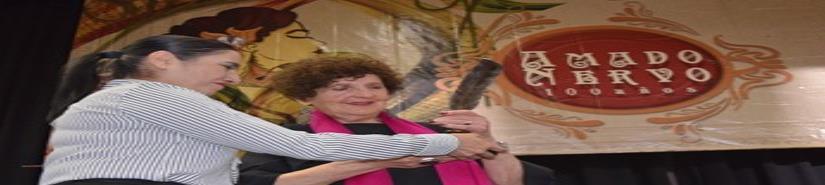 Margo Glantz, una escritora multifacética