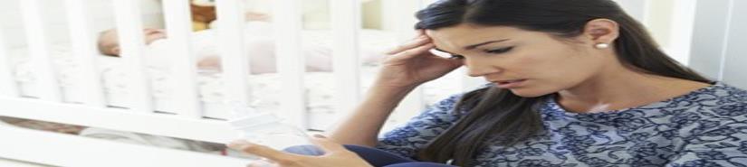 Depresión posparto, requiere atención especializada