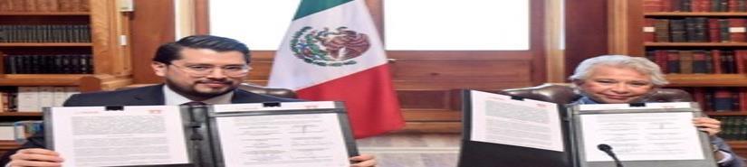 Infonavit y Segob firman convenio para facilitar trámites y servicios