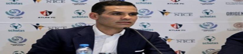 Rafael Márquez anuncia su salida como directivo del Atlas