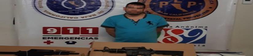 Presunto integrante del CAF es capturado por la PEP