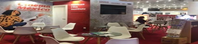 El stand del Imcine termina sus actividades en Cannes