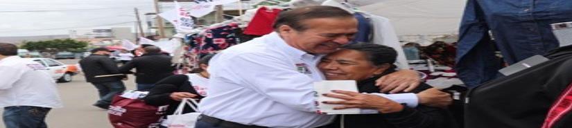 Inicia la era de la esperanza para Tijuana: Arturo González