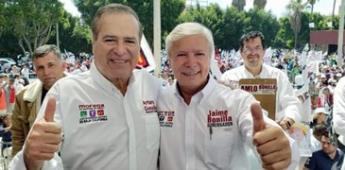Candidatos de Morena, situados en rotunda preferencia en elecciones a Gobernador y Alcaldías de B.C.