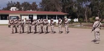 Abierta la convocatoria para unirse al Ejército Mexicano