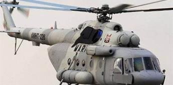 Confirman 6 muertos en desplome de helicóptero de Semar