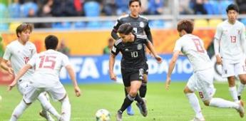 Tri Sub-20 cae 3-0 ante Japón en Mundial de Polonia