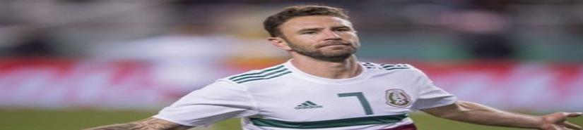 Otra baja para Tri Copa Oro; Layún, fuera convocatoria