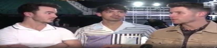 Los Jonas Brothers querían proteger a la familia con su separación (VIDEO)