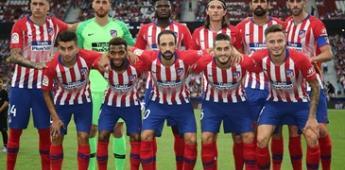 Atlético de Madrid confirma que vendrán a jugar a México