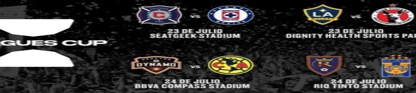 Leagues Cup se juega a partir de julio