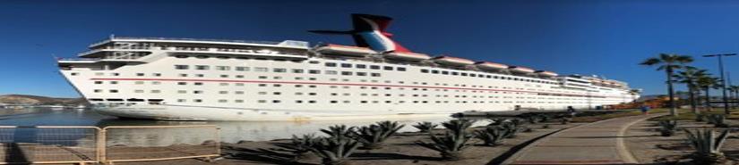 Generarán dos mdd 18 arribos de cruceros turísticos