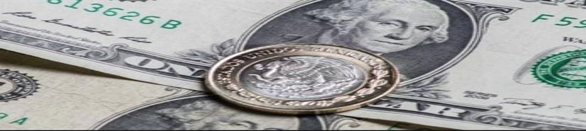 Sube dólar a $20.05 a la venta en bancos