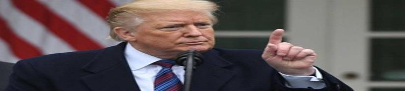 México debe recuperar el control del país de los cárteles: Trump
