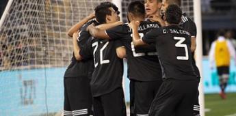 La Selección Mexicana viaja a Estados Unidos para la Copa Oro