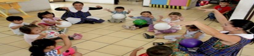 CNDH pide al gobierno extender servicios de cuidado infantil