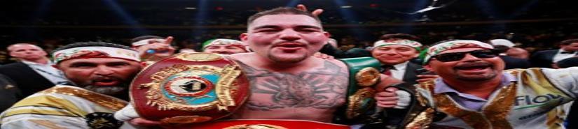 Primer campeón mundial peso pesado mexicano en la historia; es de Mexicali (VIDEO)