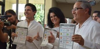 Se muestra Gustavo Sánchez confiado en alcanzar el triunfo