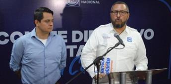 Critica PAN festejos de MORENA; dice que está cerrada la competencia
