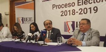 Resultados del conteo rápido del IEE favorecen a Bonilla