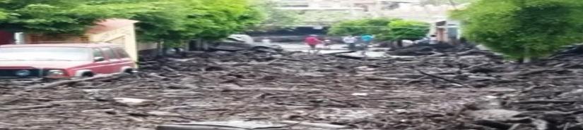 Crecida de río en Jalisco deja una mujer muerta y 5 desaparecidos