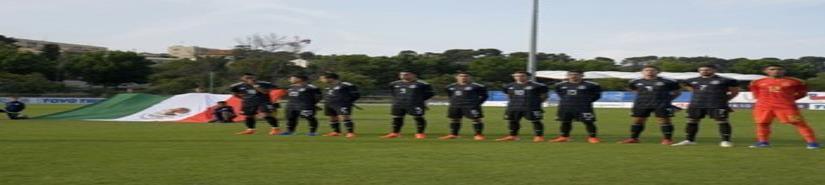 México debuta con triunfo en torneo Maurice Revello