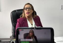 Abandonó las filas del PRI la regidora Bertha Martínez Villalobos