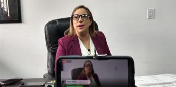 Trabajaré para dar rumbo y orden a Tijuana: Mónica Vega