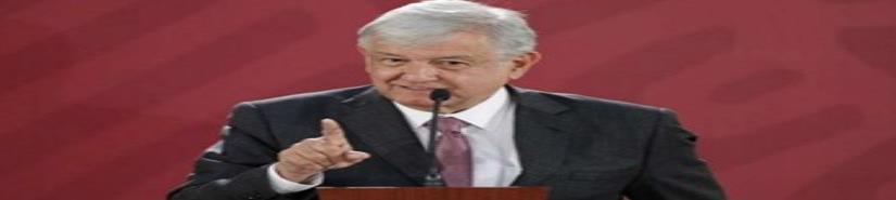 AMLO rechaza presiones de su gobierno ante salida de titular de CRE