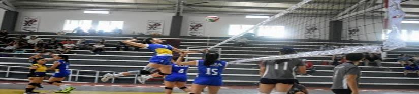 Baja California con dos títulos y dos subtítulos en Voleibol de Sala