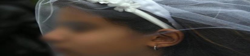 Se prohíbe el matrimonio infantil y adolescente en México