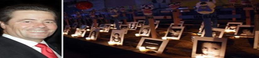 Presentan denuncia contra Eduardo Bours por incendio de Guardería ABC