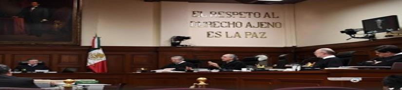 Ministros no asistirán al evento convocado por AMLO en Tijuana