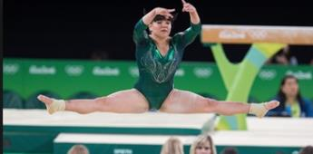 Alexa Moreno no irá a los Juegos Panamericanos de Lima
