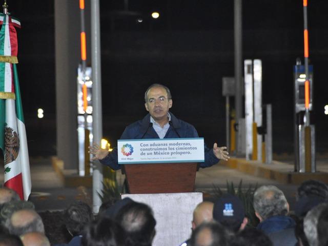 Inauguración de El Chaparral