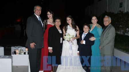 XV  Andrea Urbina
