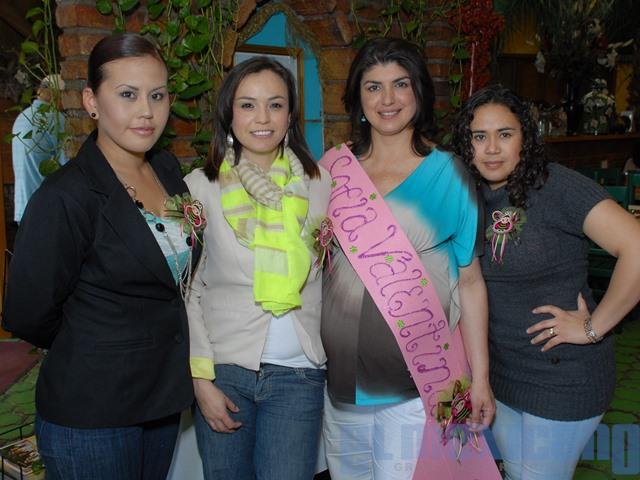 Baby Shower de Selene Valle En La Casa Del Mole