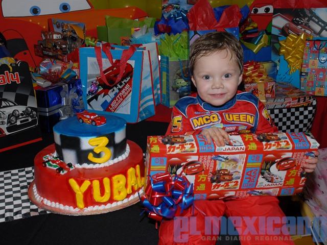 Cumpleaños Yubal Ariel