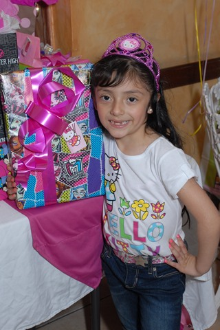 Cumpleaños Darlene Gómez Jáuregui