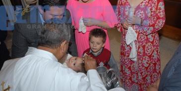 bautizo de iker garcia