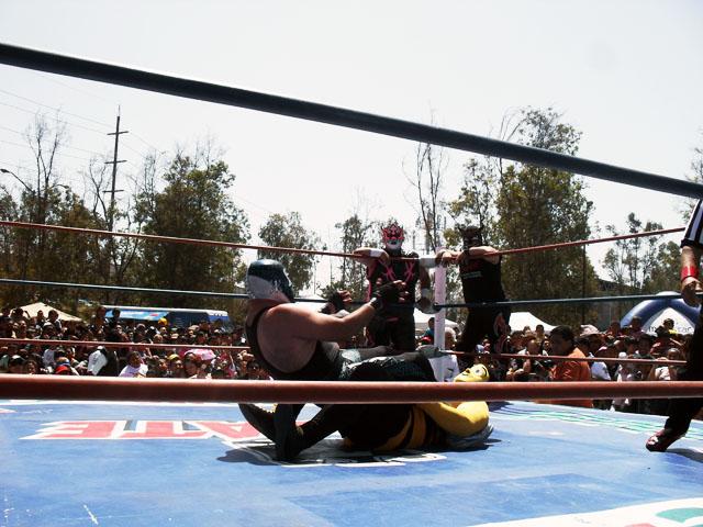 El Mejor festival del Niño Luchas Galeria 1