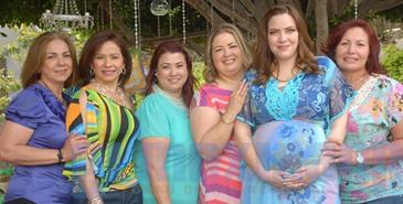 Baby shower de Wendy Castañeda