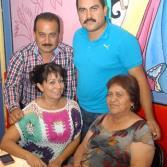 29 Aniversario de casados de Ricardo Talamantes y Madalim de Talamantes